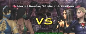 MK vs MvC by Kennedy2010