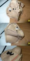 Mr. Saturn Plushie Tutorial 2 by PlushRayseTiger