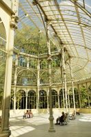 Madrid Glasshouse interior 1 by wildplaces
