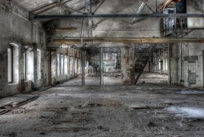 Porcelain factory by kuncendorfs