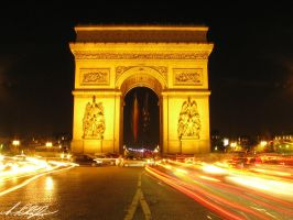 Arc de Triomphe by Stratege