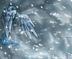 Blizzardy Articuno by themutant