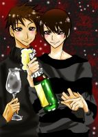 YunJae- cheers by d4rk830