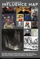 Influence Map by TheLivingImpaired