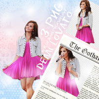 Png Pack (57) Demi Lovato by SilaEOfficial