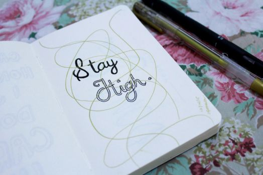 Stay high. by icaordinanza