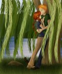 Under the Willow Tree by Whisperwings