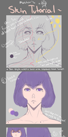 [1/3] Tutorial : Coloring Skin by Master-chan