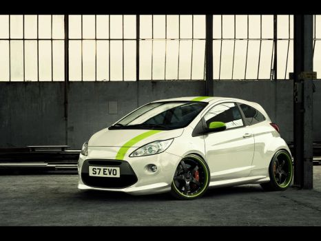 Ford KA --small and mighty-- by essexboy