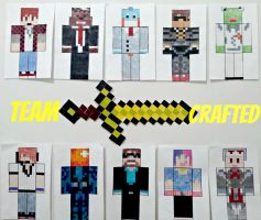 Team Crafted!! by xhappybearx