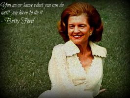 Betty Ford by AndehDulac