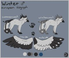 Sketchref Winter 2012 by Cymbal