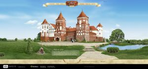 Mir Castle Final version by indestudio