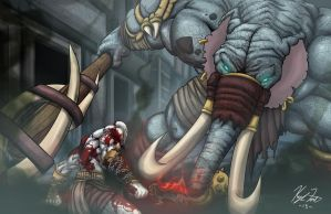Gow ascension by Kyle-Fast