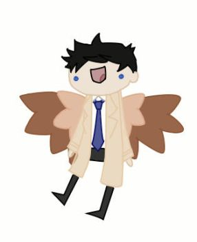Cas flying by Liobits