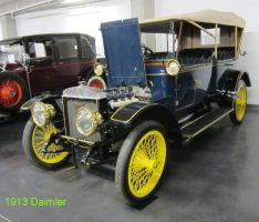 13 Daimler by zypherion