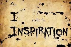 I steht fuer Inspiration by AmmoniteFiction