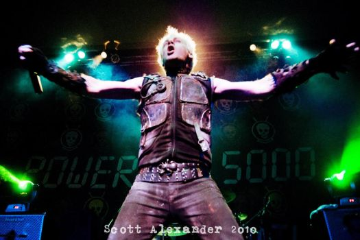 Powerman 5000.. by straightfromcamera
