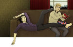 Sherlock: He Doesn't Mind by Silarcta