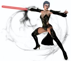 Sith Huntress by ST77