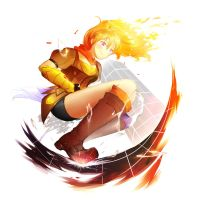 Yang Icon by husk57