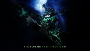 Dota 2 - Outworld Destroyer by YongGFX