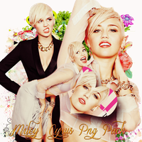 Pack png 206 Miley Cyrus by MichelyResources