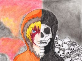 Kenny and Death by twinLtwinV