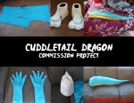 The Cuddletail Commission Project 2016 by Mytokyokitty