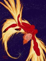 Phoenix by Gene Kelly colours by theRealJohnnyCanuck