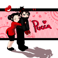 Pucca fanart by Jennycah