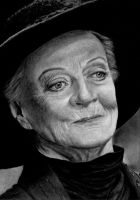 Maggie SMITH by Sadness40