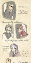 EAH-Les Mis AU - One Day More by Hasana-chan