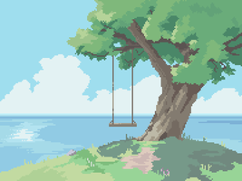 Tree by 5ldo0on