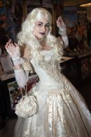 The White Queen 6 by trueenchantment