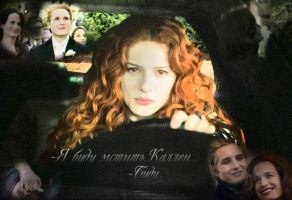 Carlisle,Esme and Victoria by BellatrixStar88