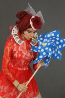 The Red Queen of Hearts 21 by MajesticStock