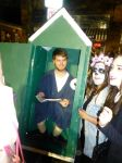 Dude in Outhouse Halloween 2015 Costume by southpony98