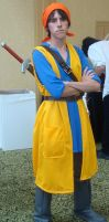 Cosplay Check: Dragon Quest VIII by Rhythm-Wily