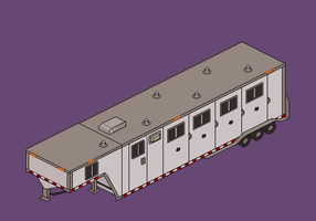 4 Horse Trailer by AngelInTheWoods