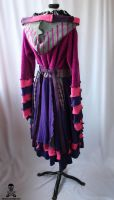 Cheshire Cat Sweater Coat 11 by smarmy-clothes