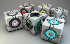 Portal Cubes by Killm4nU