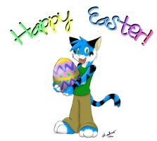 Happy Easter. by Songficcer