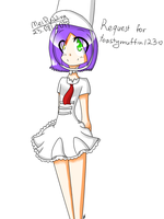 Request for toastymuffin123 by MelPudding