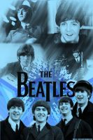 The Beatles Wallpaper (for iPhone) by beeeatle