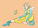 Dunsparce by kuroineko