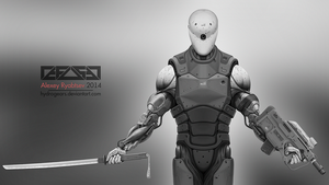 Gray Fox by HYDROGEARS