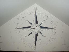 Compass Rose by Drew2KX