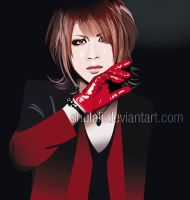 Ruki - the GazettE by shulaii