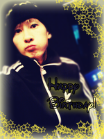 Happy Birthday Hyukjae by chaixing